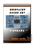 "Embracer ""4-DREAMS"" SOUND INSTRUMENT SET"