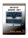 "Mystic ""PURE SOUND"" SOUND INSTRUMENT SET"