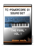 "PowerCore 01 ""THE FINAL"" VOL.1 SOUND PACK"