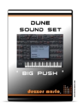 "Dune ""BIG PUSH"" SOUND PRESETS"