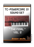 "PowerCore 01 ""THE FINAL"" VOL.2 SOUND PACK"